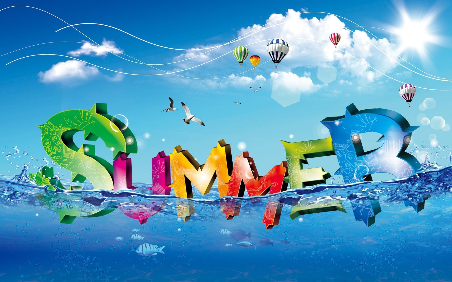 Фото и картинки про лето
