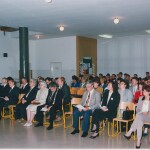Ceremony at the beginning of distance learning in Trebnje