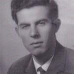 D. Pučko, the Chairman of the Yugoslav Association of Students (Zveza študentov Jugoslavije – ZŠJ), founded in 1951 (1966)