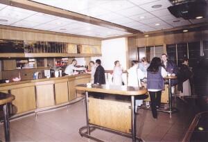 Cafeteria – 1996
