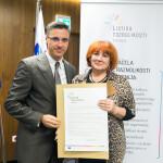 Ekonomska fakulteta slavnostno vzpostavi Listino raznolikosti Slovenija, ki jo podpiše prvih 59 slovenskih organizacij, med njimi tudi Ekonomska fakulteta. Preberi več >>>