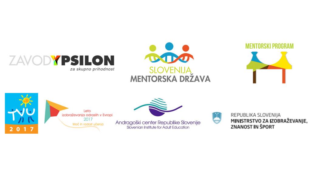 Logo partnerjev vseslovenska akcija _Slovenija - mentorska država_